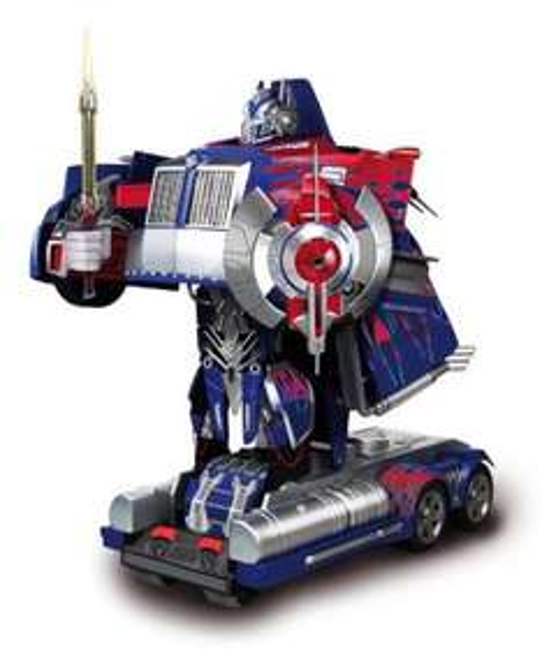 Nikko 35128 - RC Autobot Optimus Prime - Transformers 4 für 19,99 Euro