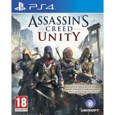Assassin's Creed Unity PS4 Special Edition Amazon UK