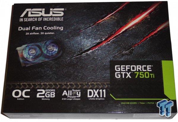 [Lokal] Asus GeForce GTX 750Ti OC-2GD5 2GB GDDR5 Grafikkarte in fast allen Cyberport Läden