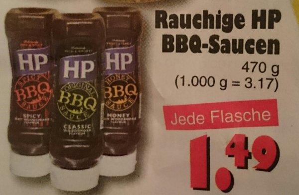 [lokal] HP Bbq Soße 1,49€ ca 50% vom Normalpreis! Mülheim an der Ruhr