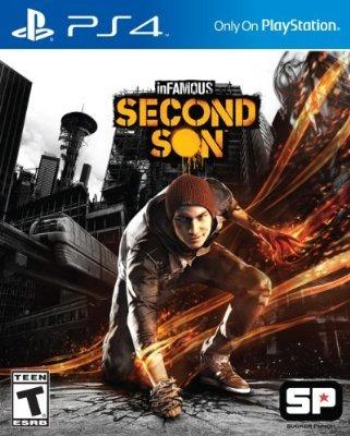 Amazon.com - Infamous Second Son Standard Edition 16.28€