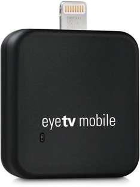 Elgato EyeTV Mobile Lightning (DVB-T Tuner für iPad/iPhone mit Lightning-Anschluss) - 49,90€ @ ZackZack