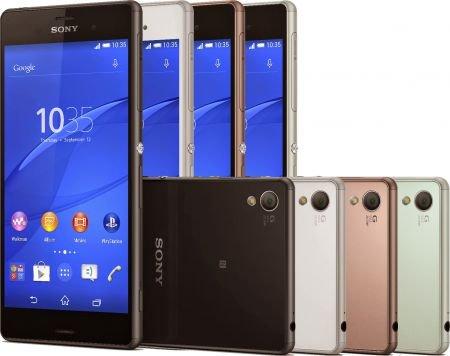 "Sony Xperia Z3 mit mobilcom debitel ""Vodafone D2 Vertrag"""
