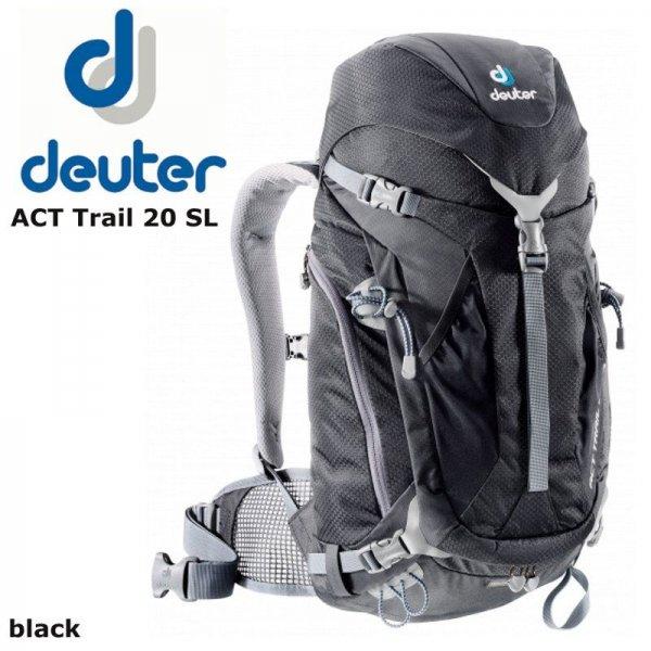 Deuter ACT Trail 20 SL schwarz