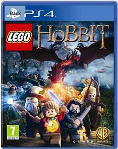 Lego - The Hobbit PS4 aus UK