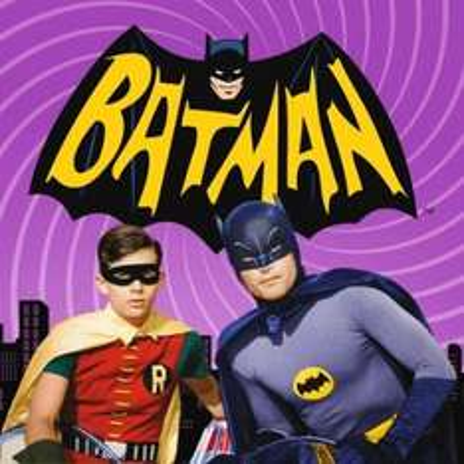 [Saturn Online] Batman - Die komplette Serie 18 DVDs Box-Set versandkostenfrei für 44€