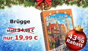[spiele-offensive.de] Brettspiel Brügge 18,09€