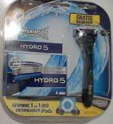 Kaufland 4 Wilkinson Sword Hydro 5 Rasierklingen + Rasierer (BY + BW evtl bundesweit)