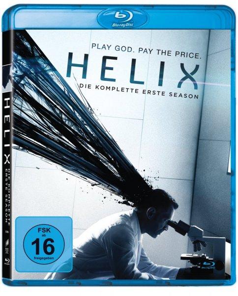 Helix - Die komplette erste Season (3 Discs) [Blu-ray] für 19,99 € > [amazon.de] > Prime > 10 % Qipu