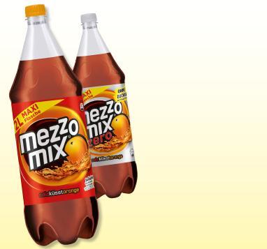 [lokal!??] 2l Mezzo Mix für 69 Cent bei Penny