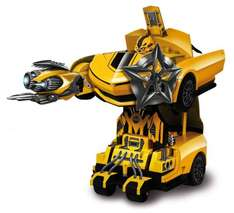 Nikko 35127 - RC Autobot Bumblebee - Transformers 4 Amazon Blitz Deals