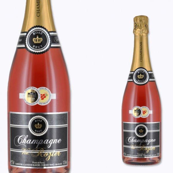 Champagne Rose bei Aldi Nord 14,99€