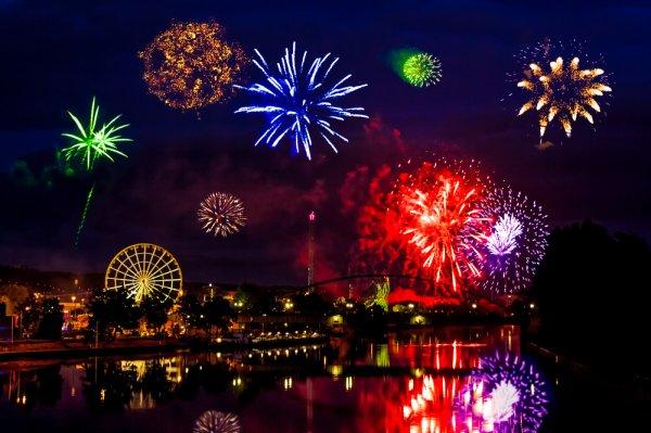Silvester Feuerwerk vom Discounter - P/L Knaller ( imho ) ( Lidl Aldi Nord ( Süd ) )