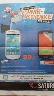 Samsung Galaxy S3 Mini - lokal Saturn Bad Oeynhausen