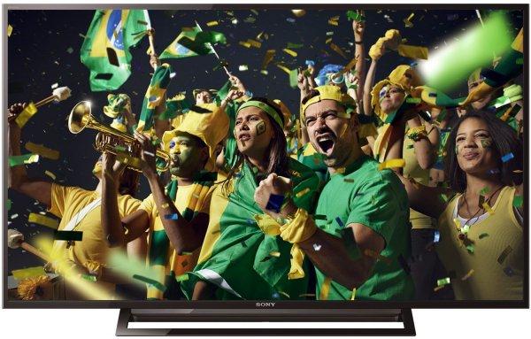 """Sony KDL-48W585B (48"""", Triple Tuner, 100Hz, WLAN, SmartTV) für 429,99€ (WHD 404€) statt 467,90€"""