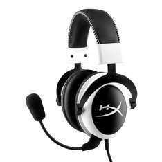 Kingston HyperX Cloud Gaming Headset weiß für 60,14 € @Amazon.it