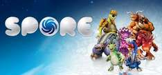 [Steam] Spore in den Steam Winterdeals für 3,74 €