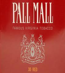 Gratis eine Schachtel Pall Mall für 7 kurze Fragen
