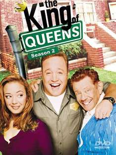 King of Queens Staffel 2 DVD @saturn.de ab 3,99€