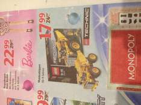 (Lokal Globus in Forchheim) Lego TECHNIC Muldenkipper für 17,99€