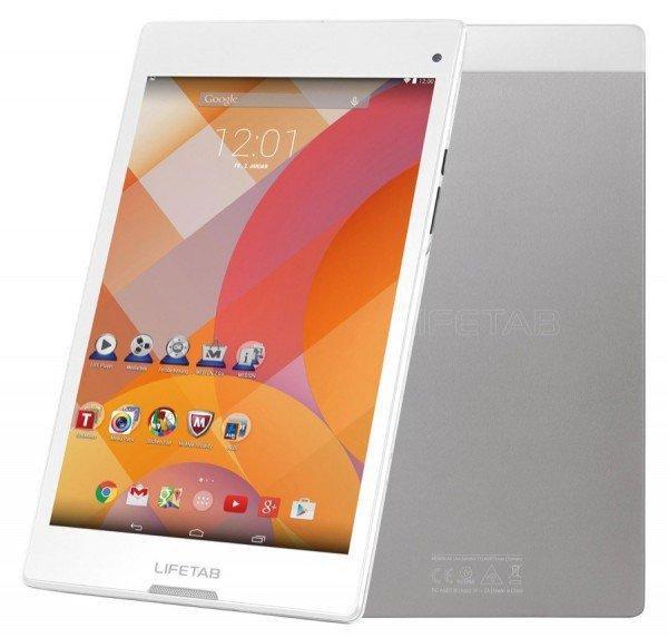 Medion Lifetab S8312, 8-Zoll-Full-HD, 2 GB, 179€, Aldi Süd