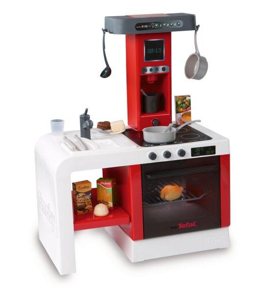 Smoby 24114 - Elektronische Tefal Mini-Küche Cheftronic für 24,68€ @ Amazon Prime (27,68€ ohne Prime)