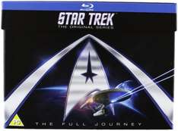 Star Trek: The Original Series - The Full Journey - Staffel 1-3 [Blu Ray] inkl. Vsk für ~ 63 € > [amazon.uk]