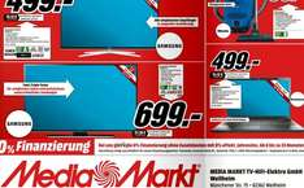 Samsung UE55HU6900 für 699€   4K-TV (lokal)