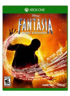 Disney Fantasia Music Evolved inkl. 3 Expansion Packs XBOX Store