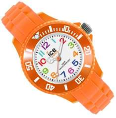 Ice-Watch Kinder-Armbanduhr bei Amazon in orange