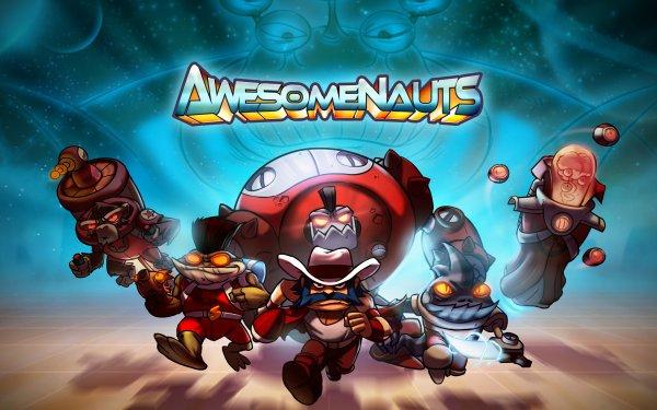 [Steam] Awesomenauts im Steamsale für 0,99€