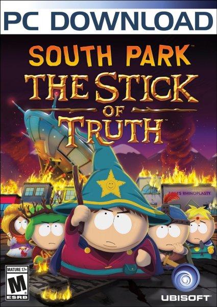South Park: The Stick of Truth - Ultimate Fellowship & Samurai Spaceman Bundle