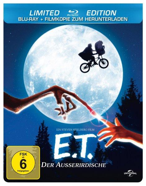[Blu-ray] E.T. - Der Außerirdische [Limited Edition] (Steelbook) für 7,97€ bei Amazon.de (Prime)