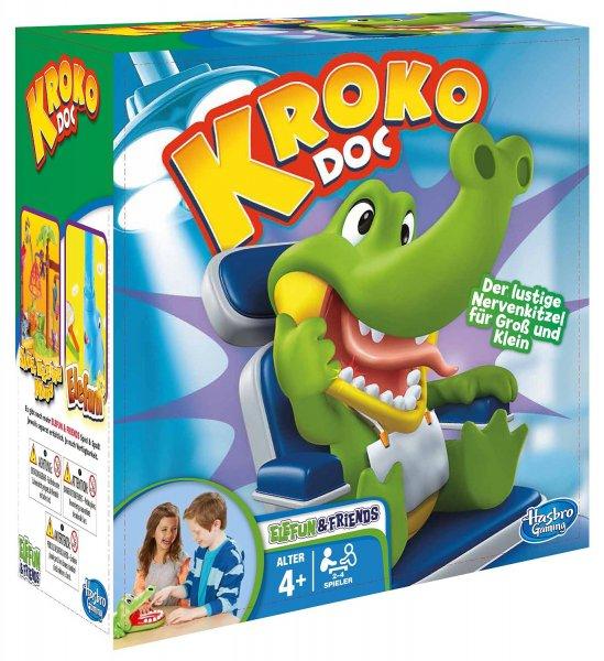 Hasbro B0408100 - Kroko Doc - Edition 2015 für 22€ - ideales Trinkspiel