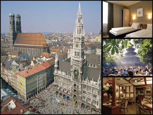 3 Tage für 2 Personen München im Hotel Imperial