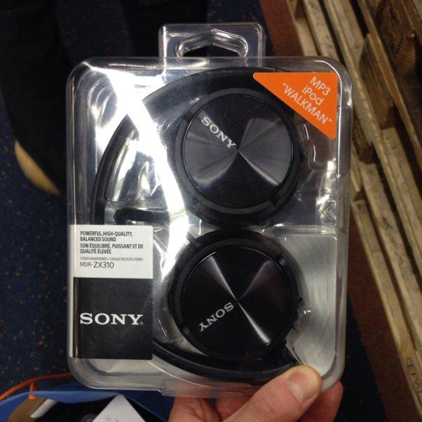 MM Berlin Sony mdr zx-310