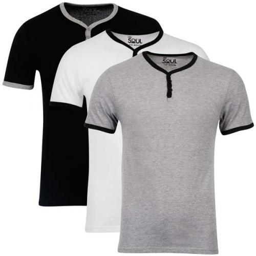 Auf alle Multipacks bei thehut 2 Pfund Rabatt, zBsp 3er Pack Shirts 12,64 € incl Versand