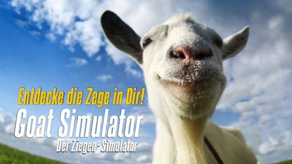[Android] Goat Simulator 0,79 € statt 4,49 €