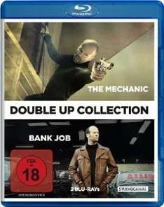 [Citti Markt Flensburg] Bank Job & The Mechanic / Double Up Collection (BluRay)
