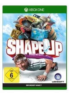Bücher.de - Shape Up (Xbox One) 34.99€