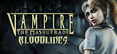[Steam] Vampire The Masquerade - Bloodlines 4,99€ @Steam