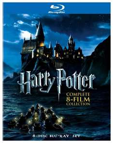 [Amazon.de] Harry Potter Complete Collection [Blu-ray]