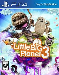 Little Big Planet 3 für PS4 digital aus den USA / 29.99$