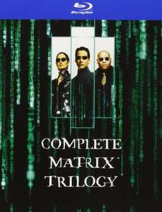 Matrix - The Complete Trilogy [Blu-ray] für 12,97€ @Amazon.de (Prime)