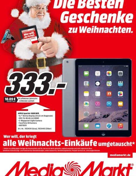 [MM - München/Erding/Karlsfeld] iPad Air 16 GB WiFi