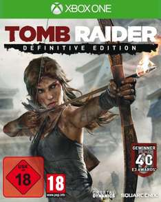 [Xbox Live Gold] Tomb Raider: Definitive Edition für 20€