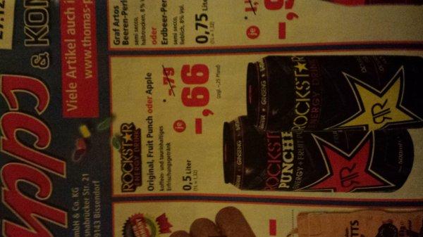 Rockstar Energy für unschlagbare 0,66 € @Thomas Philipps Berlin