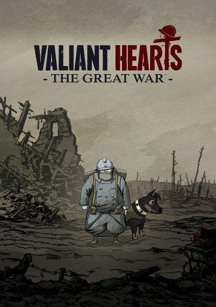 [iOS] Valiant Hearts: The Great War für 0,99€ anstatt 4,49€