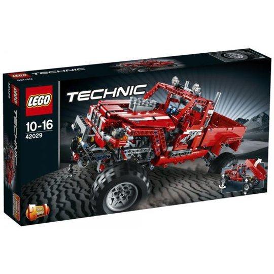 Bei Real sind einige Lego-Artikel wieder vorrätig, z.B. 42029 Pick Up Truck für 59,46
