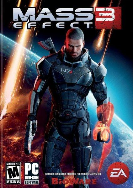 Mass Effect 3 - Digital Deluxe Edition für 1,97€ @Amazon.de